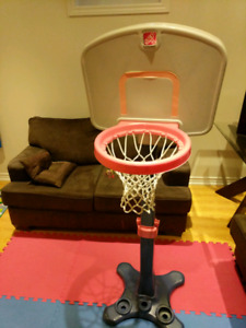 Basketball hoop adjustable 4 ft