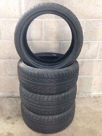 205/40 ZR17 84W XL - Dunlop SP Sport Maxx
