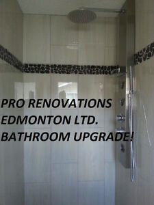 SUMMER IS HERE! RENOVATIONS HOUSES & FINISHED BASEMENT LOW COST Edmonton Edmonton Area image 8