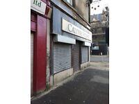 Shop to let on Shetlestone road