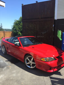 1998 Ford Mustang GT Convertible (((SELL/TRADE)))