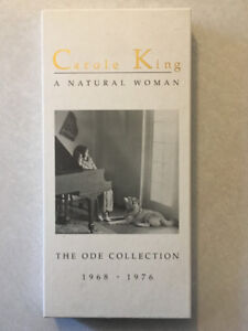 "Carole King ""THE ODE COLLECTION 1968-1976"" 2-CD Box Set (1994)"