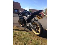 Yamaha YZF 125 - reduced
