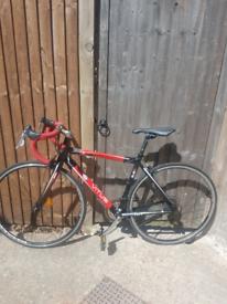 Lightweight road racing bike