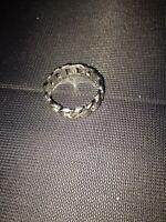 Lia Sophia size 10 ring