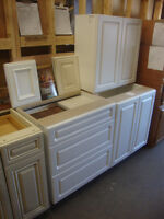NEW THERMOFOIL DOOR CABINETS