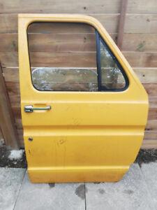 1975 -  1991 Ford econoline or cube van passenger door