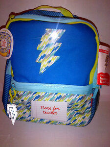 "SKIP HOP ""Forget Me Not"" Backpack & Lunch Bag NEW NEW!"