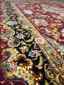 High end hand knotted Persian/Tabriz Rug (Limited) PRICE REDUCED
