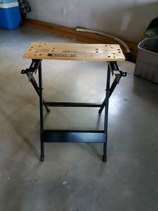 Black Decker Work Bench