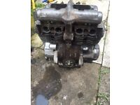 Yamaha diversion xj600 engine