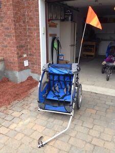 Chariot pour Vélo Voyager