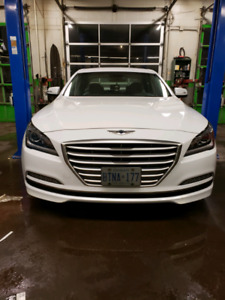 2015 Hyundai Genesis Sedan, LOW KMS