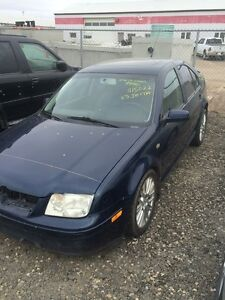 Parting out 03 Jetta 1.8turbo
