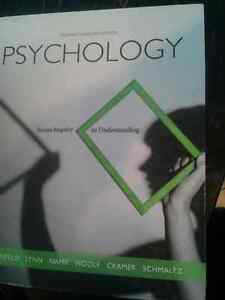 2nd edition Phychology book $60