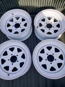 """For sale 15"""" new trailer tires"""