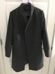 Grey coat - Lady