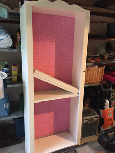 PAINTED SHELVING ...