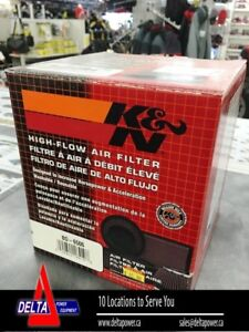 NEW AIR FILTERS FOR CAN-AM OUTLANDER & RENEGADE -