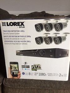 6 camera home security system
