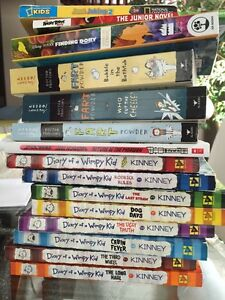 So many kids books for all ages!Guinness,Lego,minecraft... Strathcona County Edmonton Area image 1