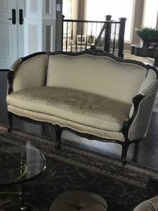 High-end Century Settee Piece