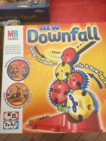New Downfall MB games £5