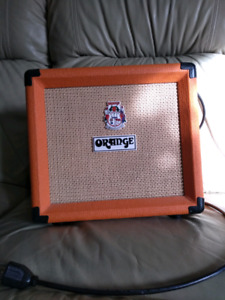 Orange Crush Amplifier