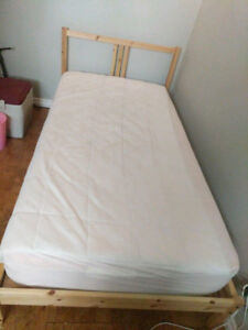 2 Twin beds (Can deliver)