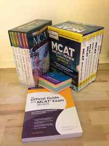 Selling MCAT 2015 The Princeton Review TPR, Examkrackers