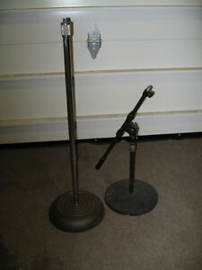 Refurbished, used mike stands