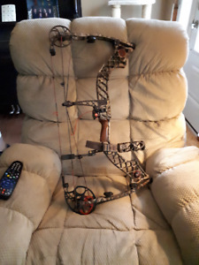 Compound Bow Mathews Z7 Extreme