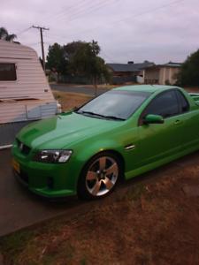 Holden Commodore SSV 6.0L V8 Ute