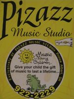 Pizazz Music Studio - The Leader in Music Education
