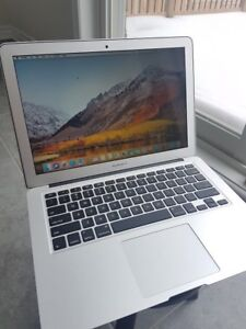Mid 2013 MacBook Air