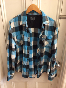 4 Men's Large Shirts - $10 each or All 4 for $30