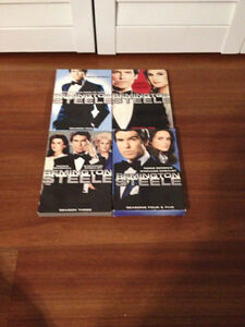 Remington Steele Seasons 1 - 5 for Sale