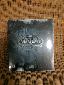 WOW - Wrath of the Litch King - Collector's Edition SEALED
