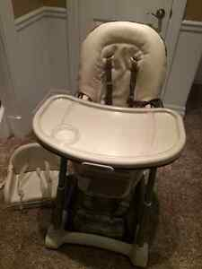 Graco Highchair Kitchener / Waterloo Kitchener Area image 1