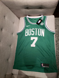 NBA Boston Celtics Jaylen Brown Jersey