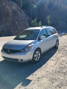2008 Nissan Quest for sale $2800 Obo