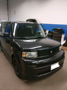 2006 Scion Xb Manual
