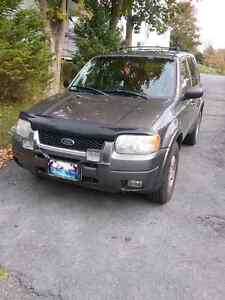 For Sale 2003 Ford Escape