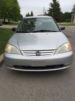 2003 Honda Civic 179km