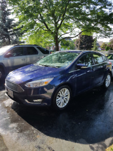2017 Ford Focus Lease Takeover