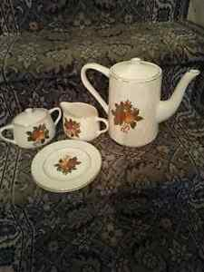 Wedgwood English Harvest Coffee Service