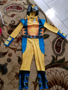 Various Halloween costumes for kids