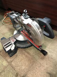 """10"""" Bosch Slide Compound Miter Saw"""