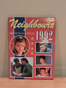 Neighbours: The Official Annual 1992