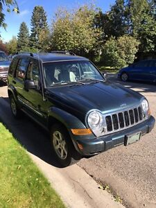 """2006 Jeep Liberty Limited """"ALL OPTIONS"""""""